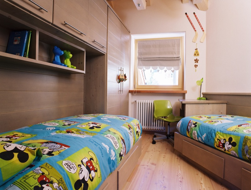 Camere da letto – falegnameria ceol