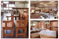 La produzione - Ceol Falegnameria